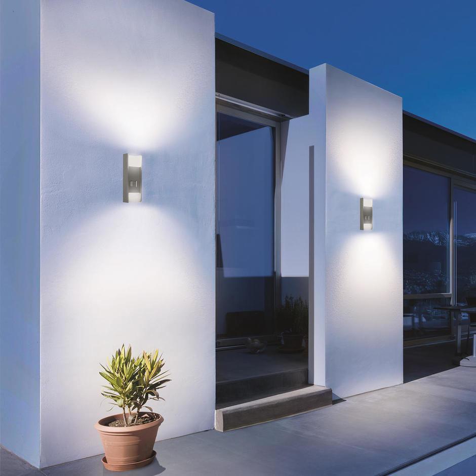 L920 PIR LED Up/Down Light