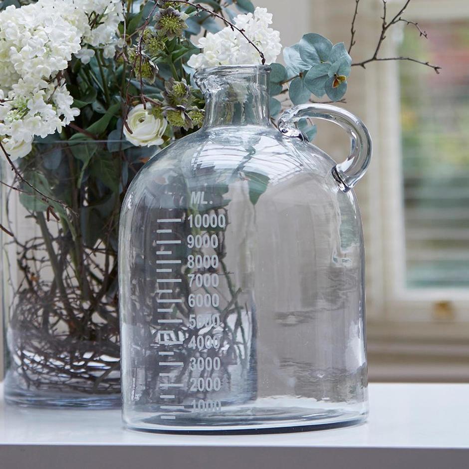 Demijohn Glass Jar