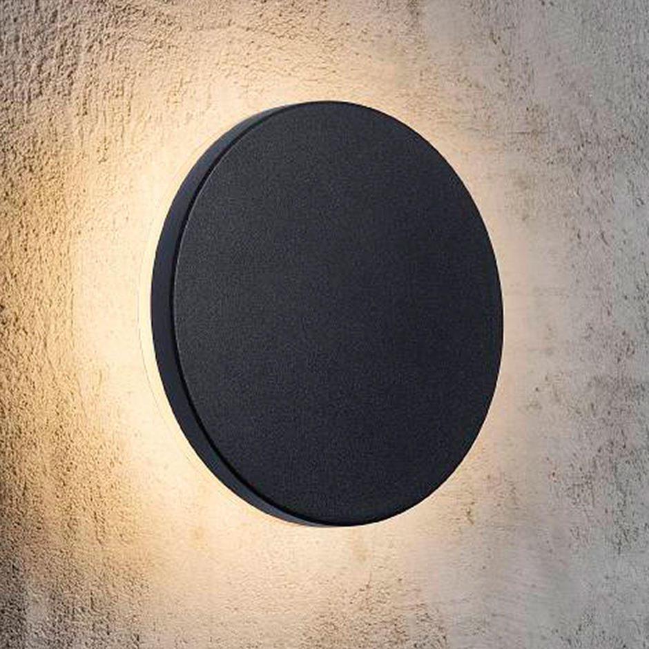 Artego Round LED Wall Light