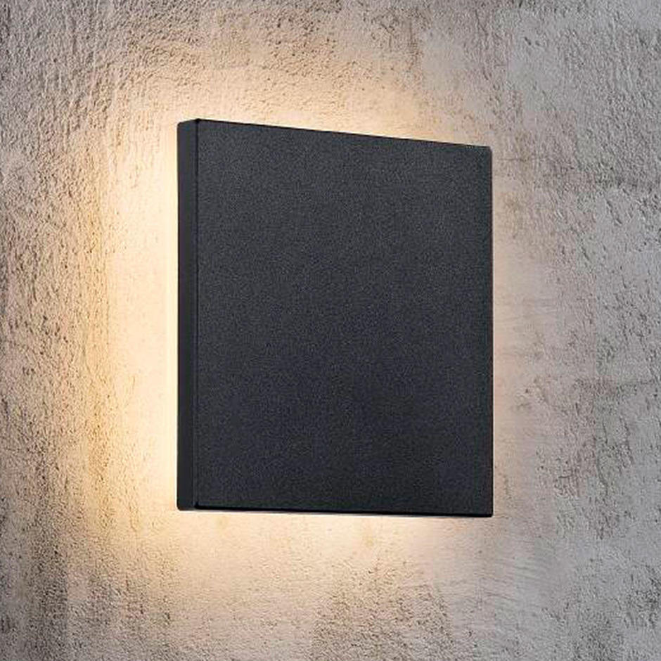 Artego Square LED Wall Light
