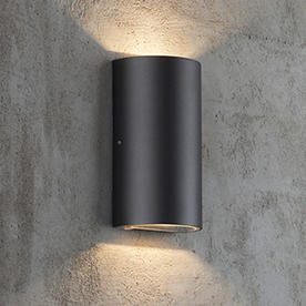 Rold Up and Down Wall Light