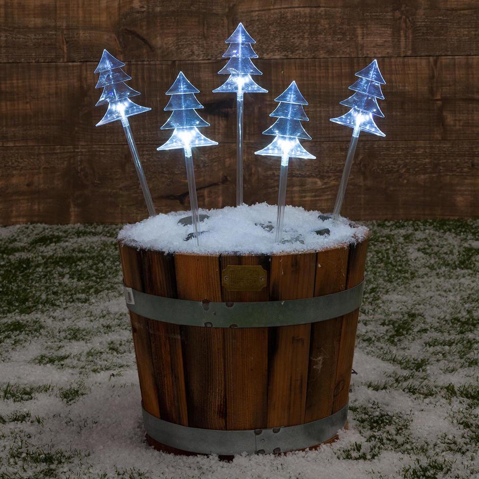 Christmas Tree Stake Lights