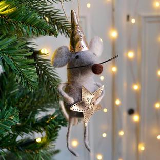 Seasonal Super Star Mouse
