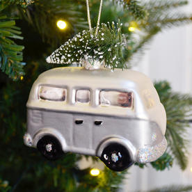 Hanging Glass Camper Vans