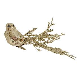 Glitterati Bird Tree Decoration