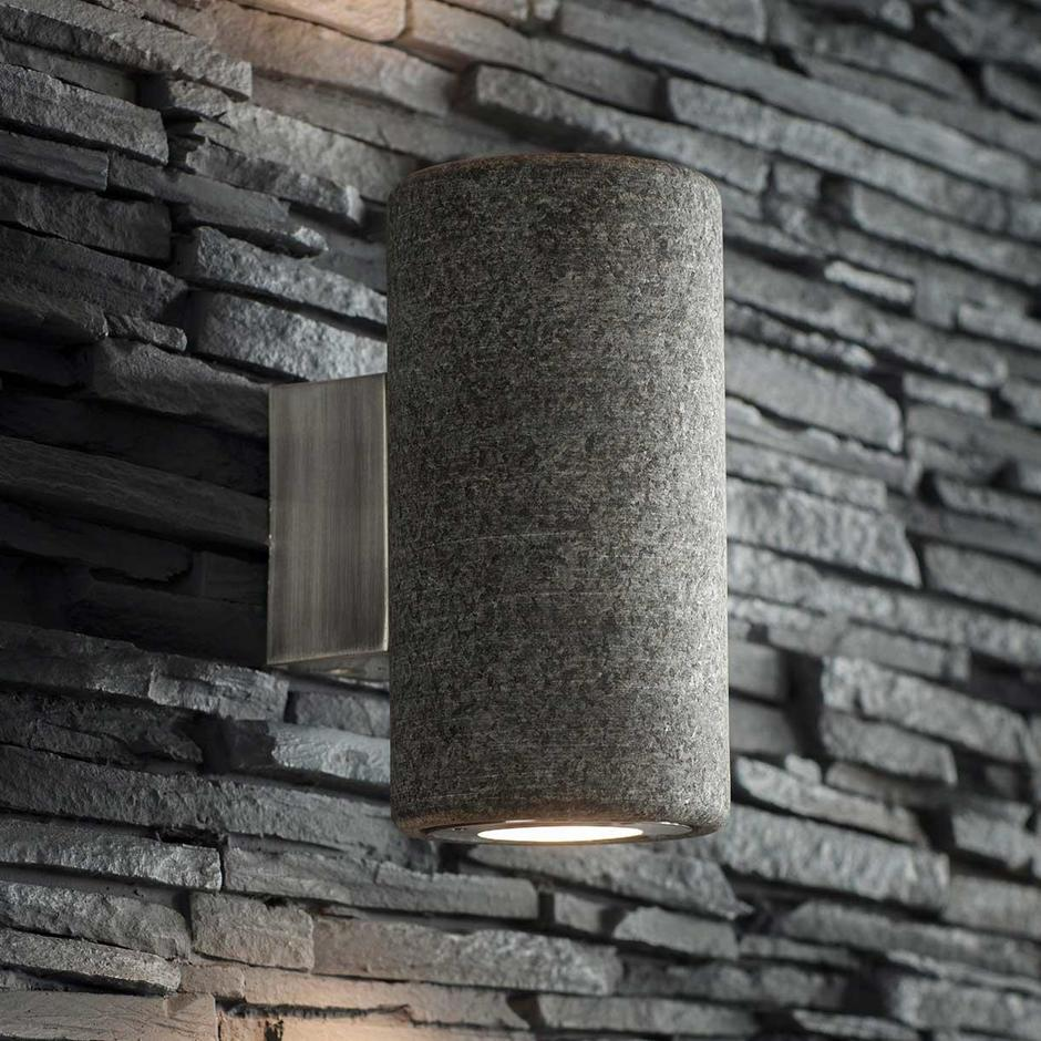 Outdoor  Granite Up Down Wall light