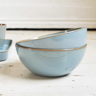Terres de Rêves Bowl - Smokey Blue
