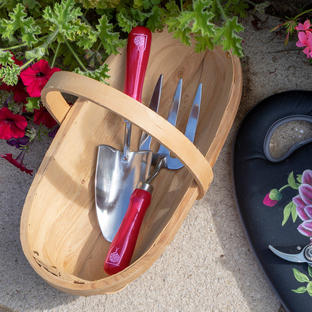 British Bloom Trowel & Fork Set