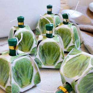 Brussel Sprout Party Poppers