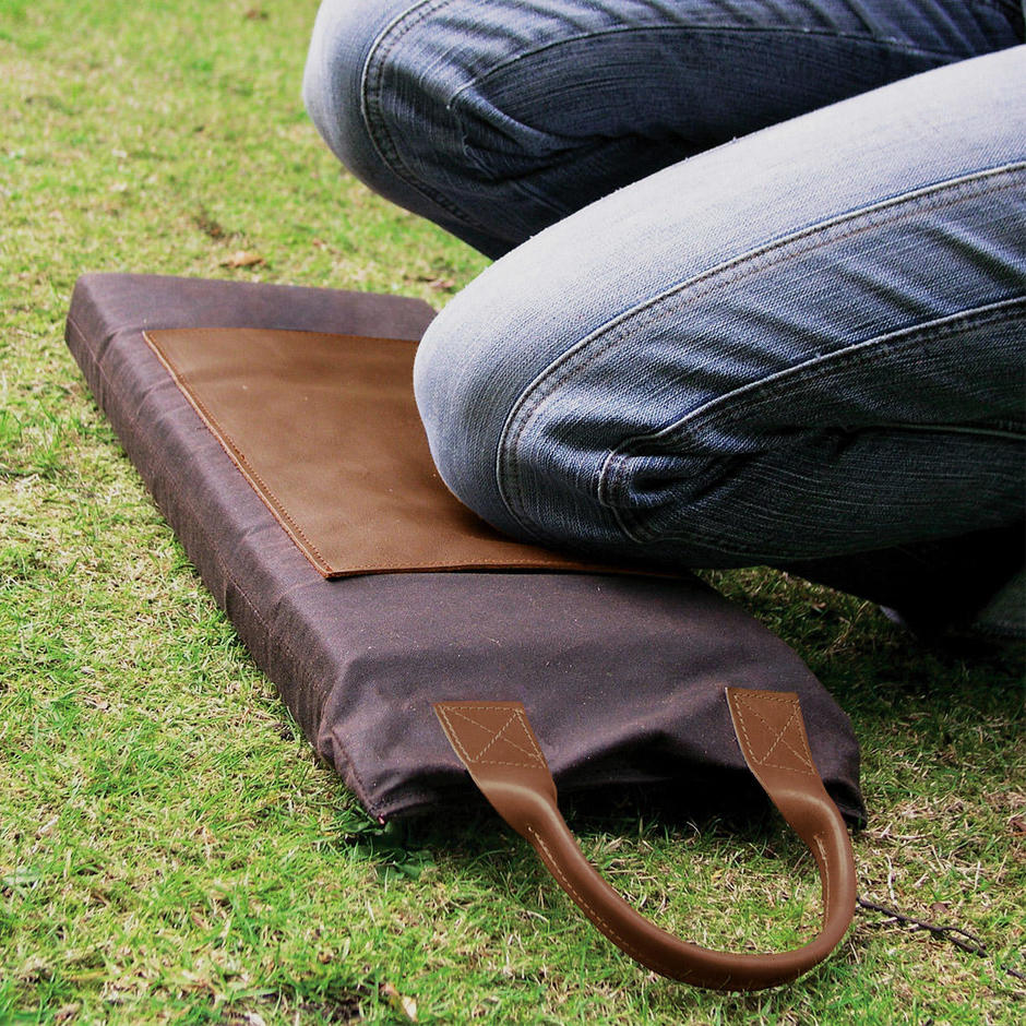 Leather Kneeler