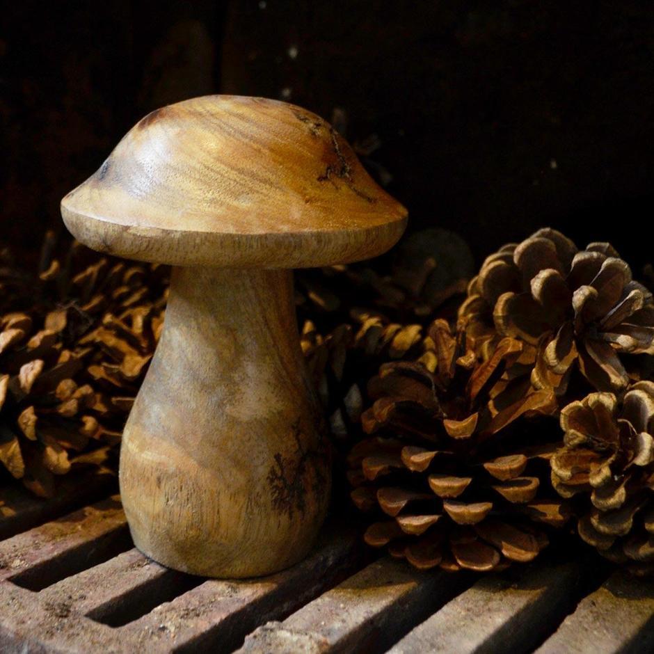 Festive Forest Mushroom