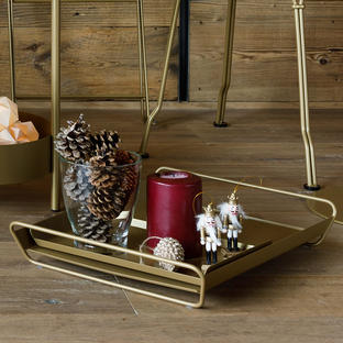 Fermob Limited Edition Gold Fever Alto Tray