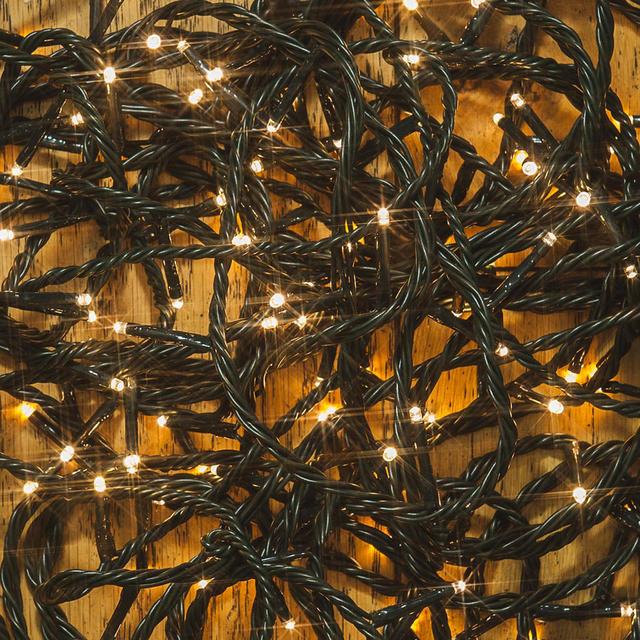Christmas Tree Indoor Lights: Buy Indoor Outdoor Christmas Tree Warm White String Lights