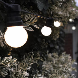 Outdoor Extendable LED Festoon Lights