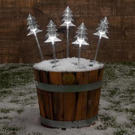Christmas Tree Stake Lights