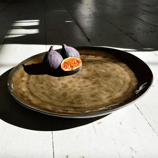 Pure Round Plate