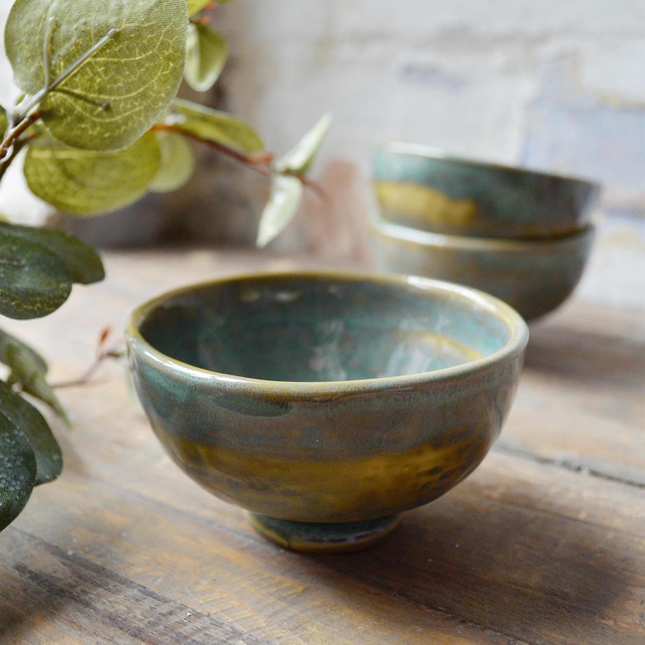 Pure Seagreen Mini Bowls