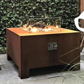 Gas Fired Fire Pits