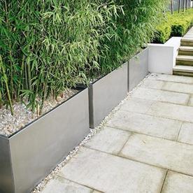 Aluminum Box Garden Planters