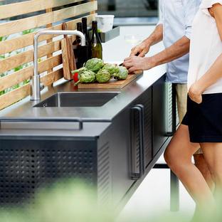 Drop Outdoor Kitchen Module