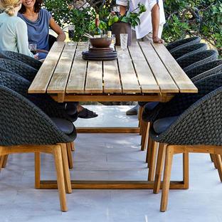 Endless Rectangular Dining Tables