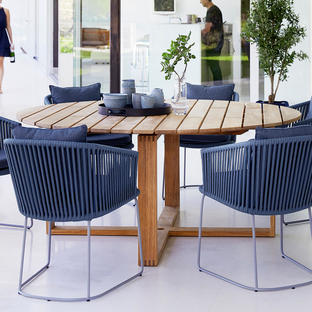Endless Circular Dining Tables