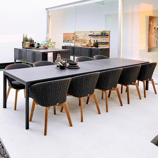 Drop Extendable Dining Table