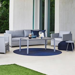 Diamond 2-Seat Sofa Outdoor Lounge