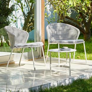 Lean Lounge Chair