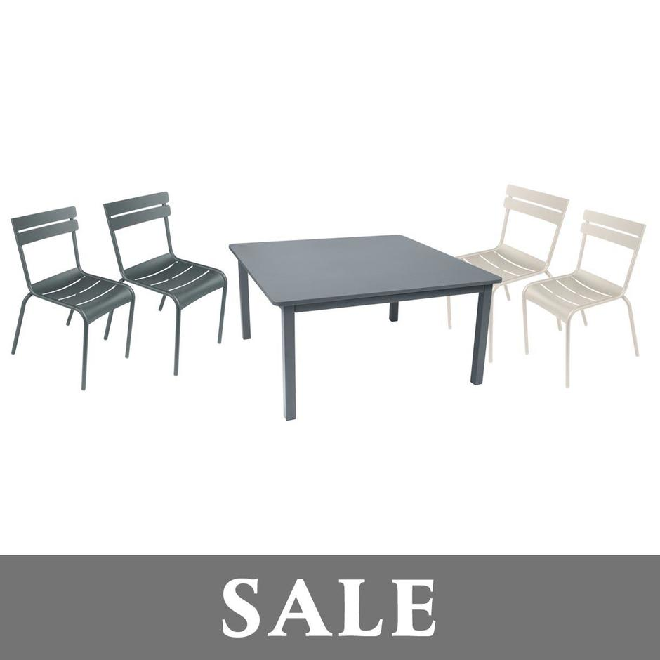 Craft Table and Luxembourg Chair set