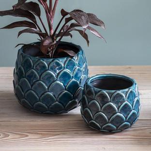 Artichoke Ceramic Plant Pots