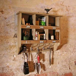 Really Useful Wall Tidy with Hooks