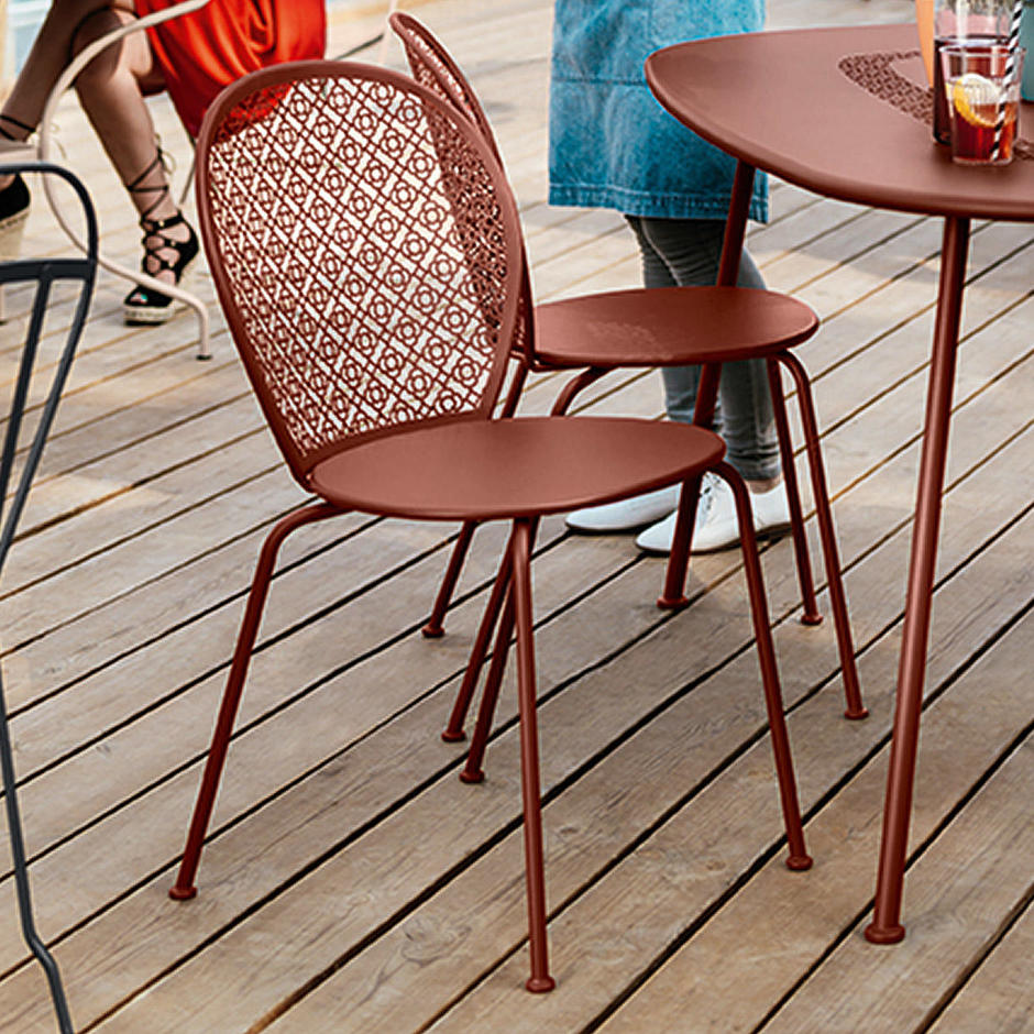 Lorette Stackable Chairs