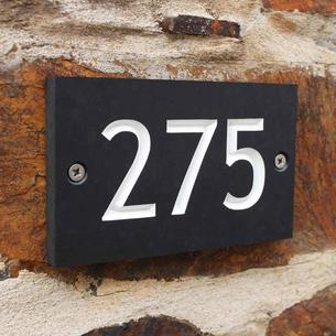 ECO House Numbers