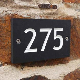 ECO House Numbers - Bespoke