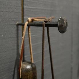 Handforged Nail Hook