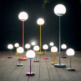 Mooon! Floor Lamp