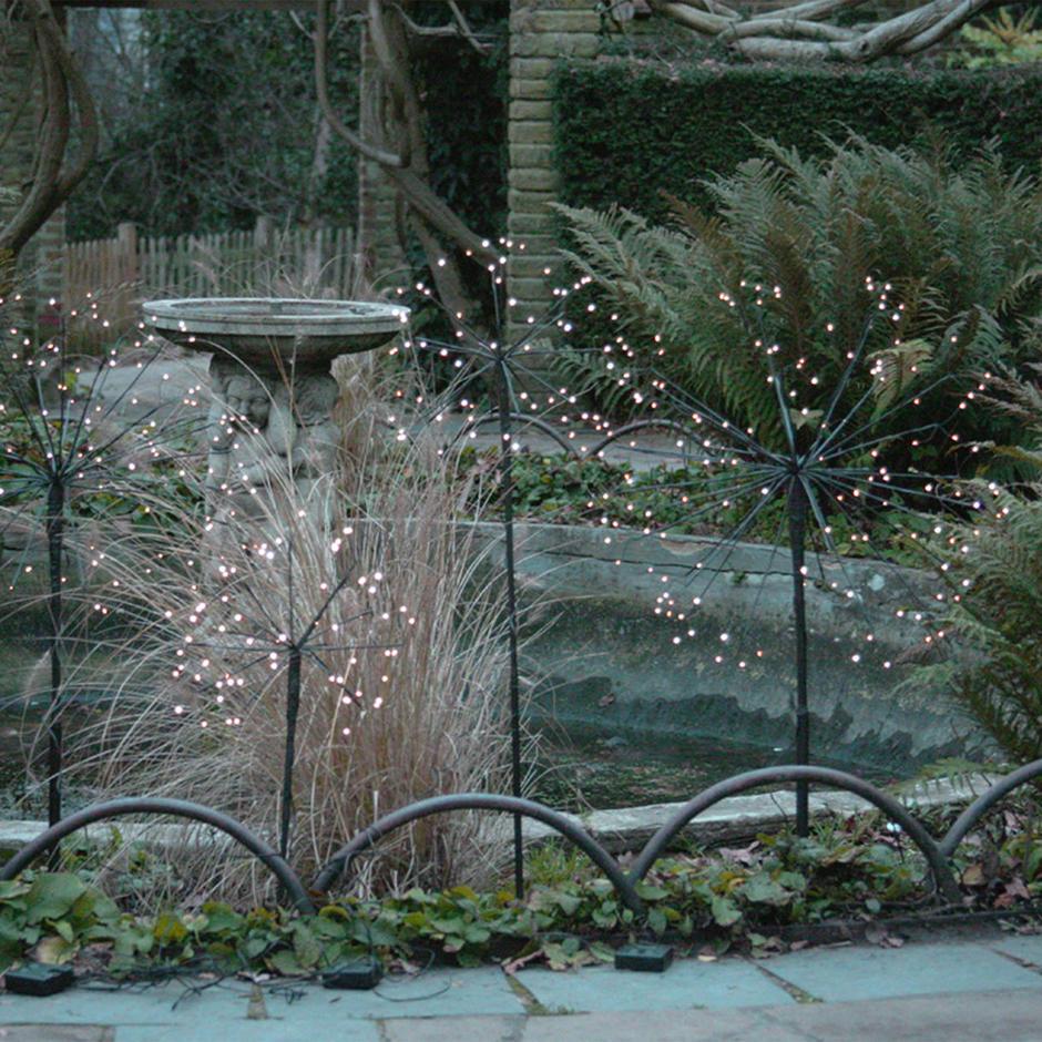 Solar Dandelion Lights