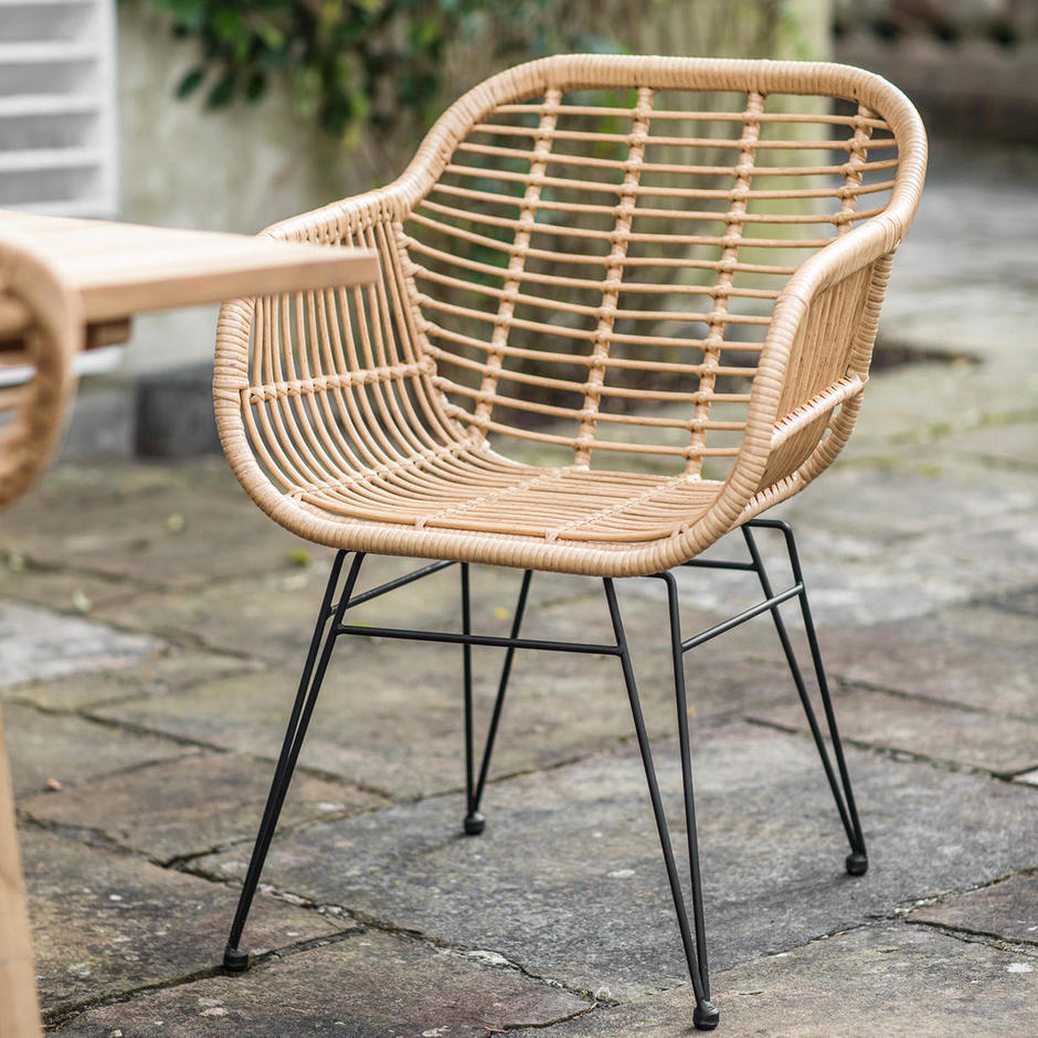 Hampstead Outdoor Dining Chairs