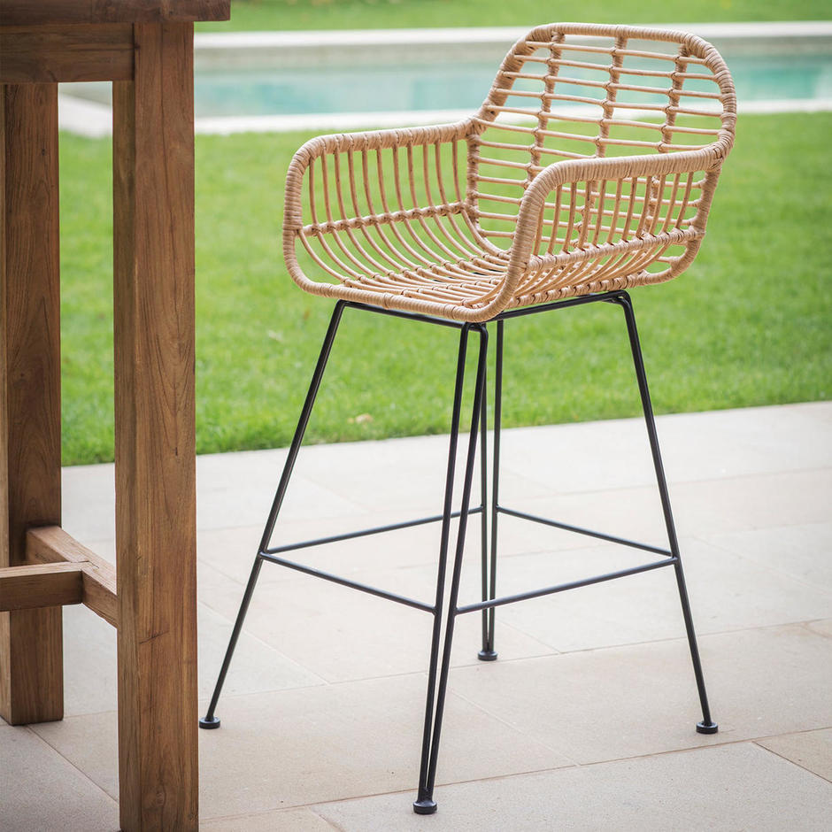 Hampstead Outdoor Bar Stool