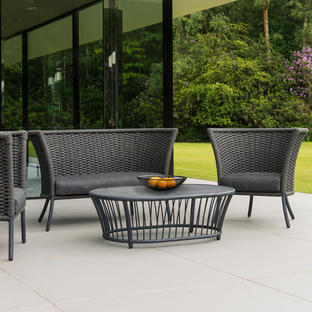 Cordial Straight Top Outdoor Lounge