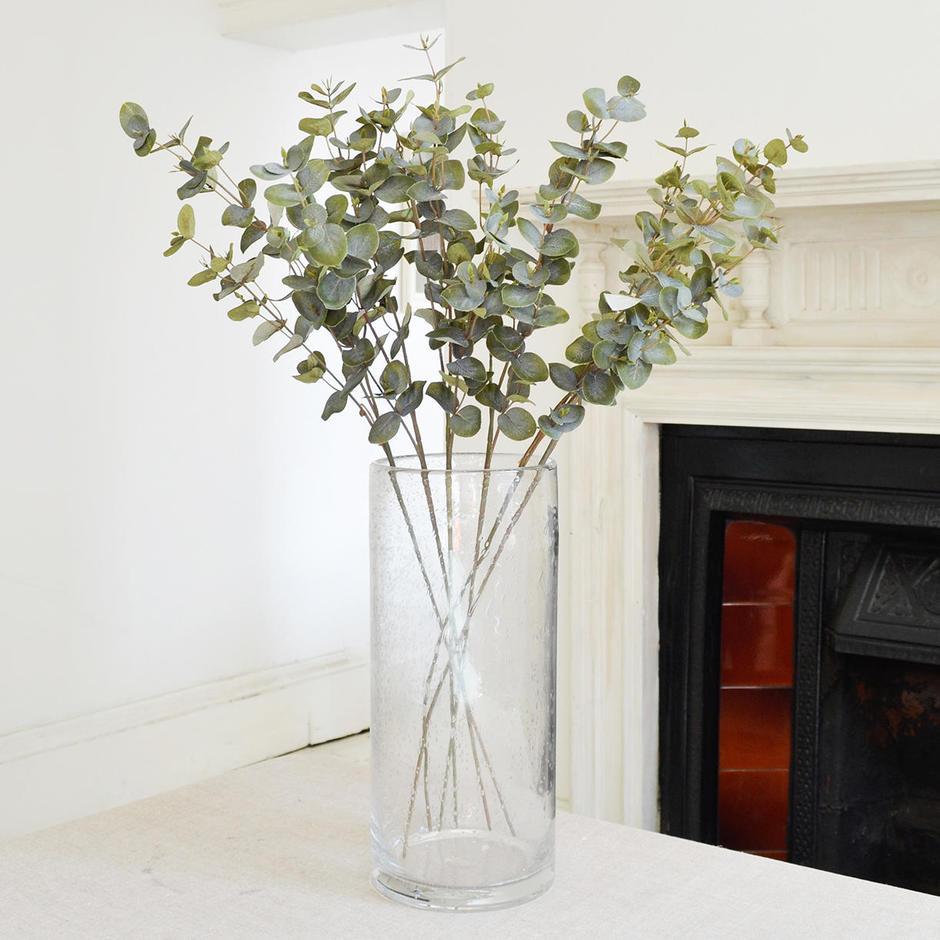 Silk Eucalyptus Stem