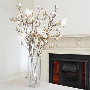 Faux Magnolia Stem