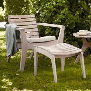 Regatta Outdoor Teak Lounge