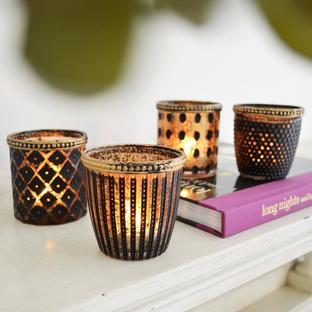 Moroccan Style Tealight Votives