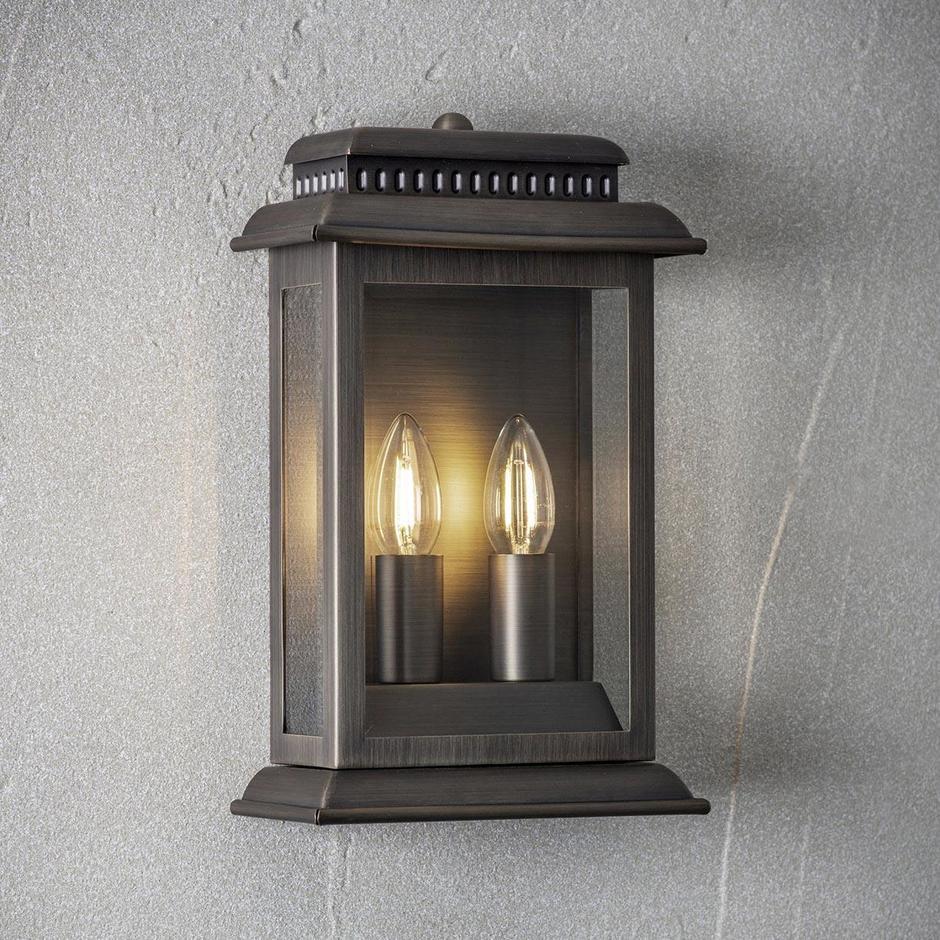 Outdoor Belvedere Wall Light