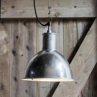Outdoor Industrial Pendant Light