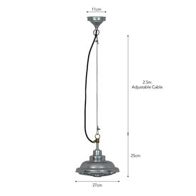 Outdoor Marine Pendant Light