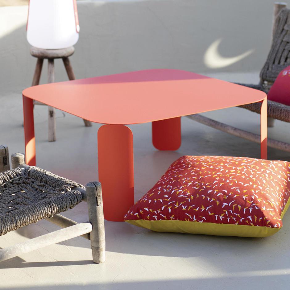 Bebop Square Low Tables