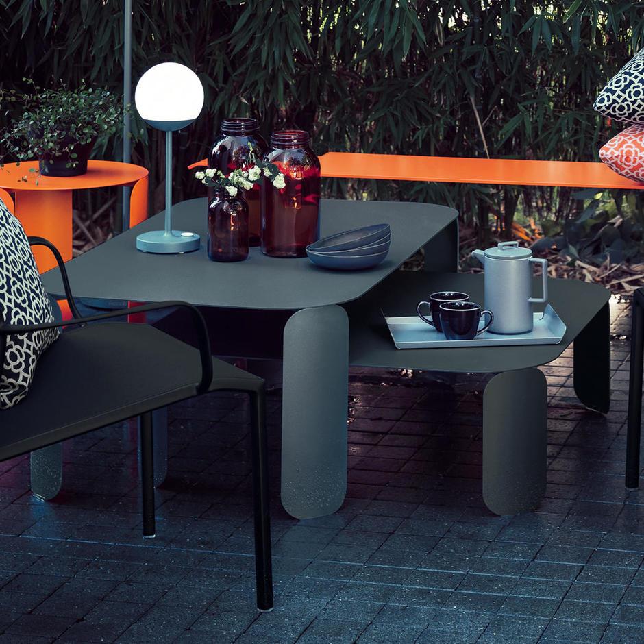 Bebop Rectangular Low Tables